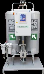 Generatory azotu seria PAN