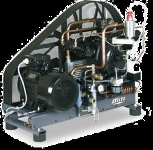 Kompresory tłokowe wysokociśnieniowe