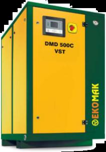 Sprężarki śrubowe seria DMD 400-1000 CVST