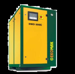 Sprężarki śrubowe seria DMD 400-1000 C